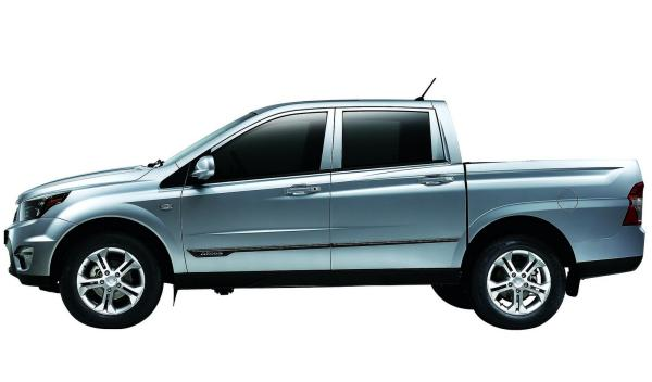 Ssangyong Actyon Sports lateral