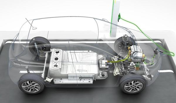 Renault ZOE 2012 motor salón de Ginebra 2012