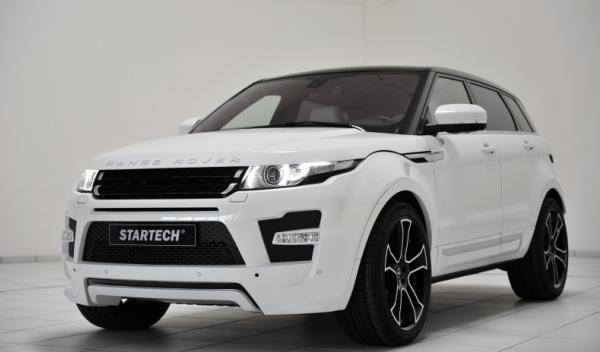 Startech Range Rover Evoque Salon de Ginebra 2012