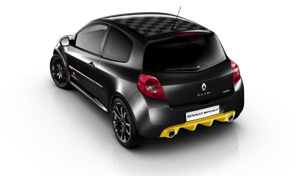 Renault Clio RS Red Bull RB7 zaga