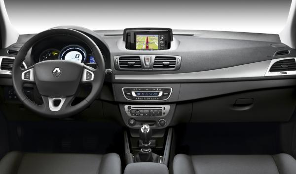 Renault Mégane 2012 interior