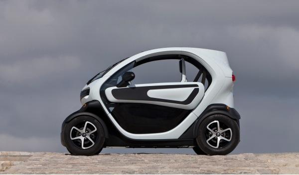 Renault Twizy lateral