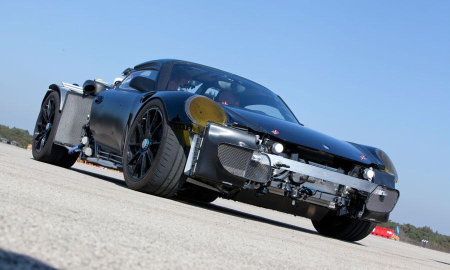 Porsche-918-Spyder delantera