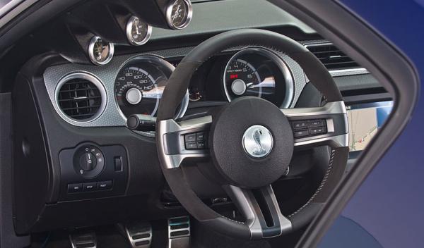 Shelby 1000 2012 interior