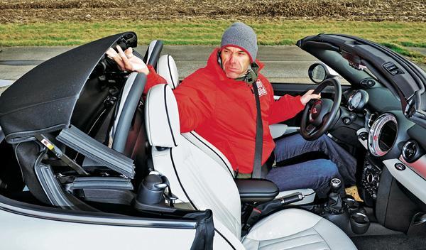 mini roadster capota