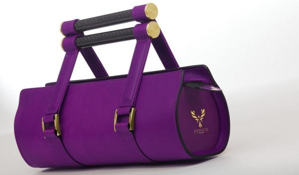 Rolls Royce Ghost Purple bolso