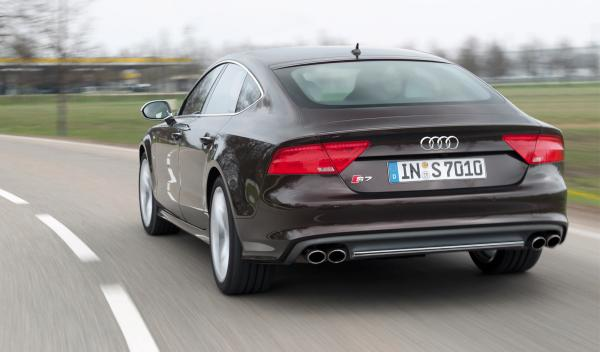 La zaga del nuevo Audi S7 Sportback