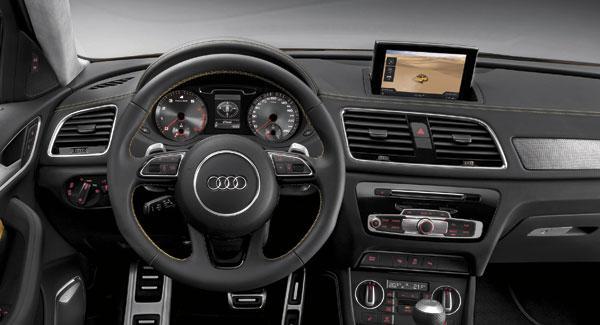 Audi Q3 jinlong yufeng pekin interior