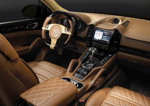 Eterniti Artemis interior