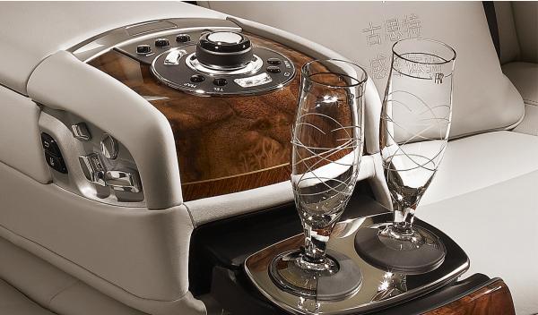 Copas del Rolls Royce 'Ghost Six Senses'