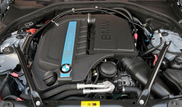 bmw activehybrid 5 nuevo potencia par