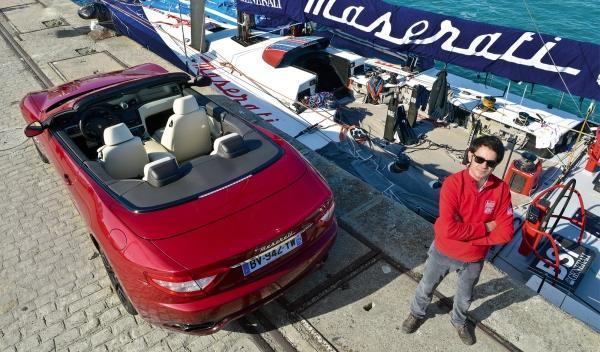 Maserati GranCabrio Sport Cádiz