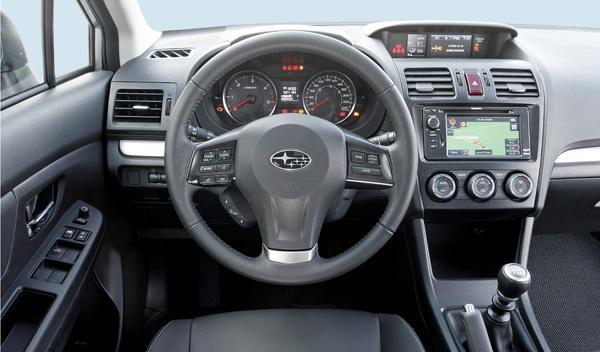 Subaru-XV-interior