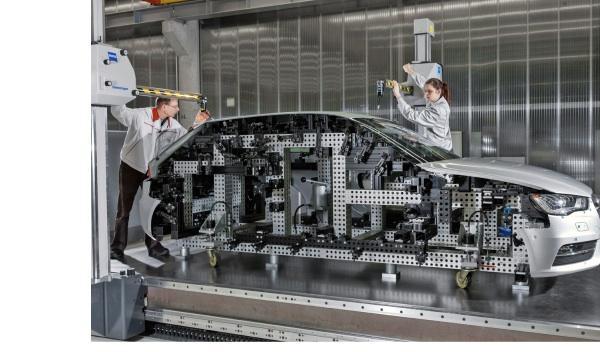 Armazón-exterior-Audi A3