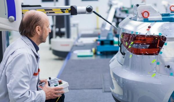 Ajuste-carrocería-Audi A3