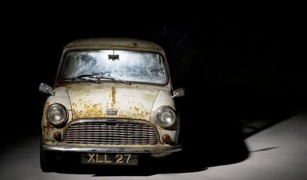 Mini 1959 frontal