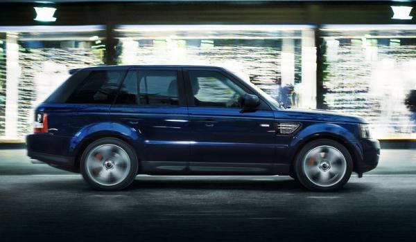 Range Rover Sport 2013 lateral