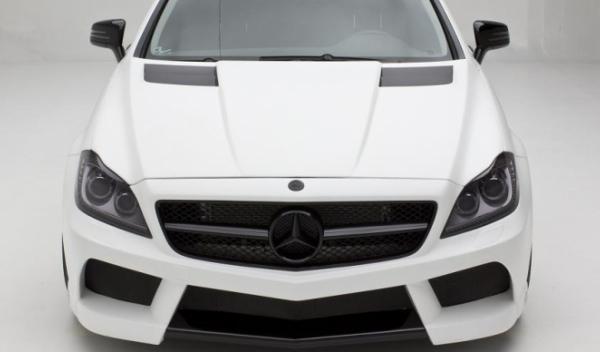 Mercedes CLS-M Misha Design paragolpes delantero
