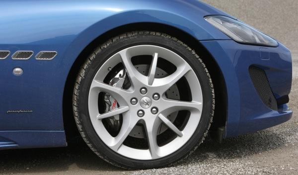 Maserati GranTurismo Sport exterior llanta