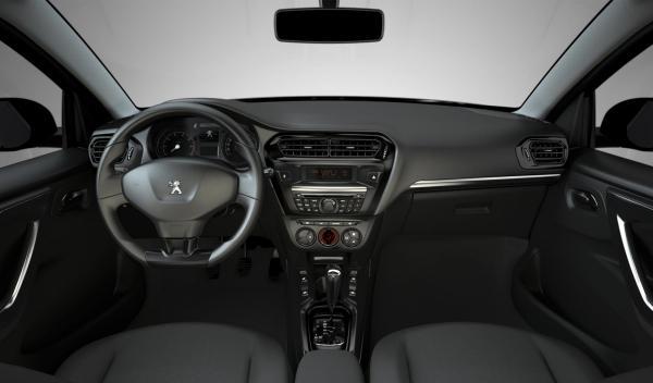 Peugeot 301, tablero de mandos