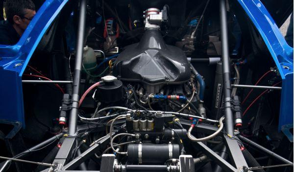 Alpine A110-50 motor