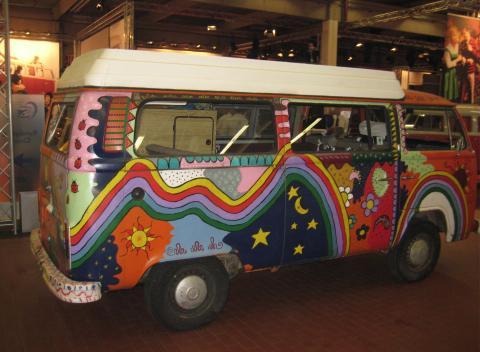 T2 'Hippie'