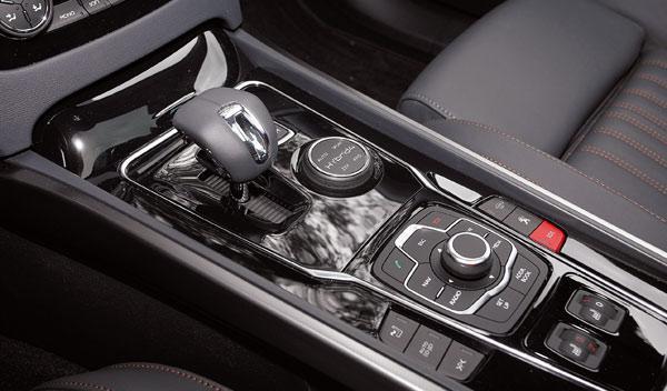 Cambio CMP del Peugeot 508 RXH