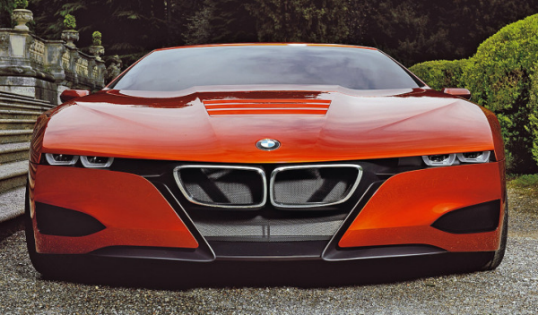 BMW M1 2016 delantera