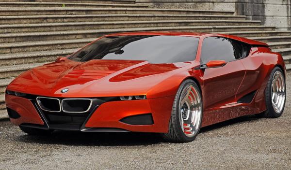 BMW M1 2016