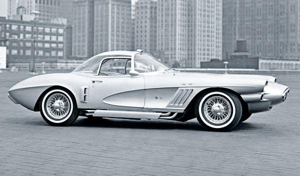 Corvette Phantom XP-700