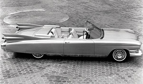 Cadillac Eldorado Biarritz 1955