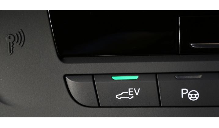 Audi A6 Hybrid interior detalle