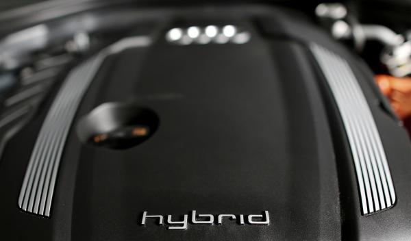 Audi A6 Hybrid motor