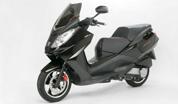 Scooter Satelis 125 RS