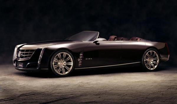 El Cadillac Ciel de 2011 centro de diseño de GM