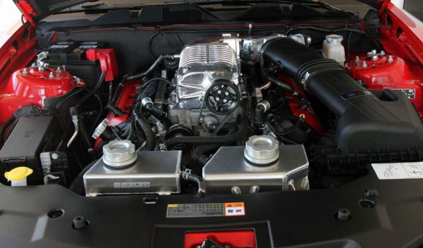 Shelby GT350 2013 motor