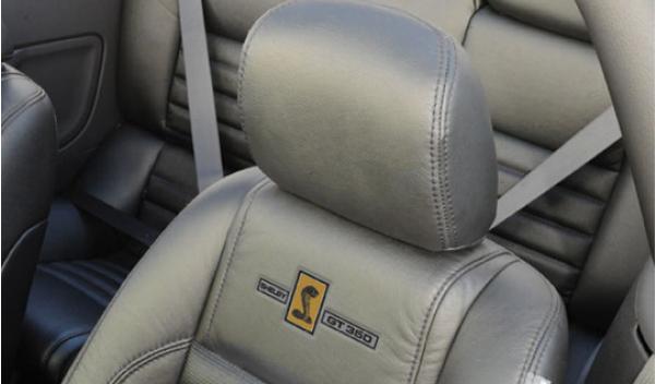Shelby GT350 2013 interior