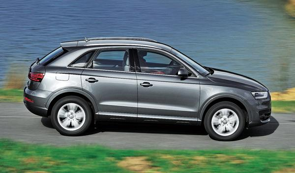 Audi Q3 lateral