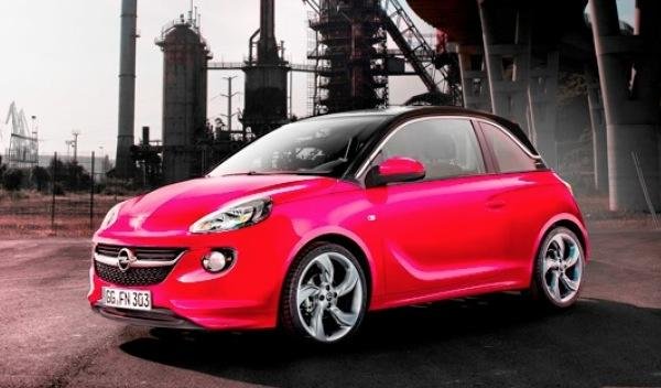opel adam 2012 aire fresco en la ciudad. Black Bedroom Furniture Sets. Home Design Ideas