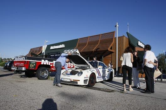 I Clásica Autobild espectacular Porsche