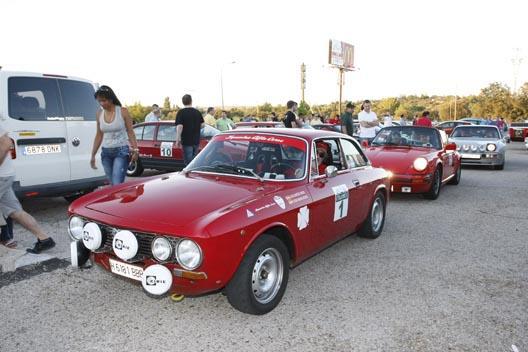 Un Alfa Romeo GTV 2000 I Clásica Autobild