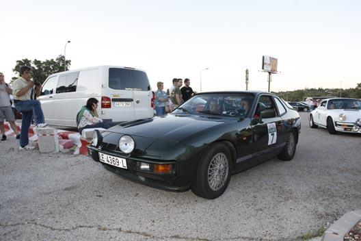 Un Porsche 924 I Clásica Autobild