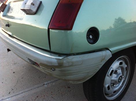 Pérdidas de gasolina  I Clásica Autobild