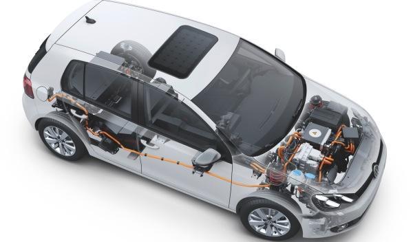 volkswagen-golf-eléctrico-mecánica