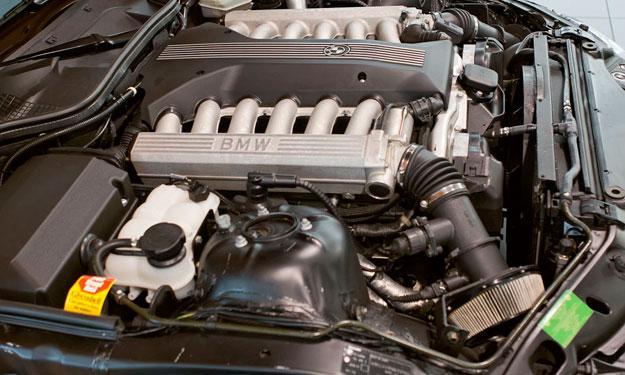 bmw z3 v12 motor