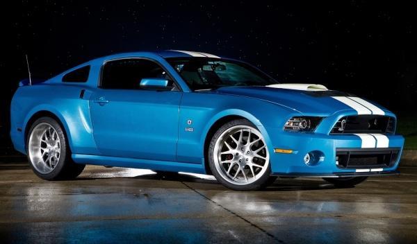 Shelby GT500 Cobra 2013