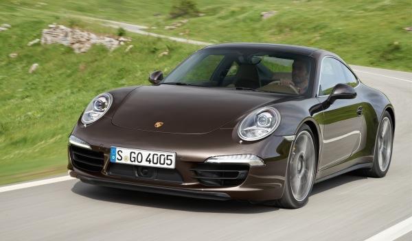 Porsche 911 Carrera 4S 991