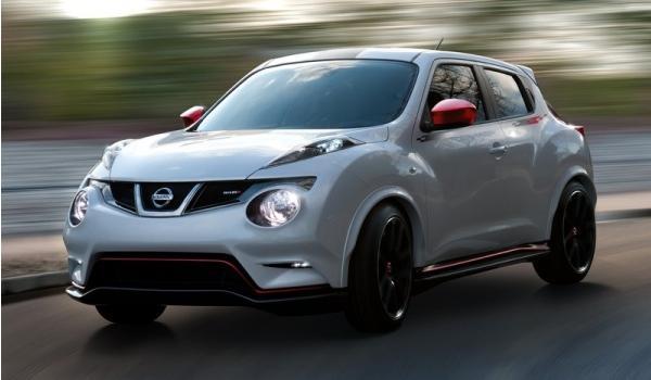 Nissan Juke Nismo frontal
