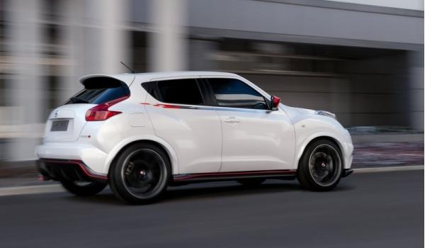 Nissan Juke Nismo lateral