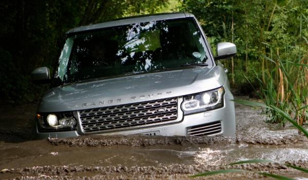 Range Rover 2013, vadeo